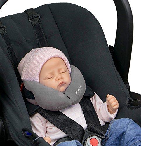 SANDINI SleepFix Baby Reisekissen