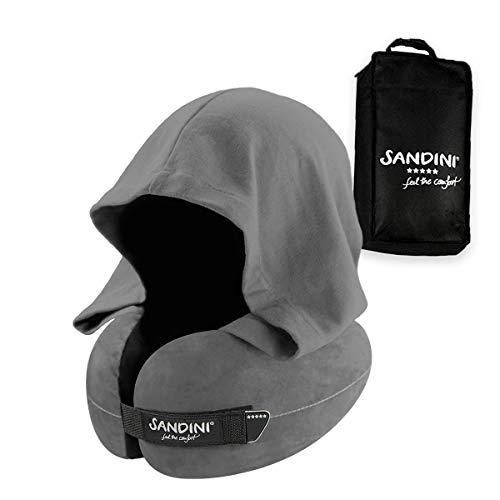 Reisekissen SANDINI TravelFix Hoodie